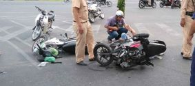 Trách nhiệm khi xảy ra tai nạn giao thông